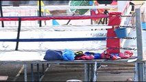 Bomb explodes at Philippines boxing match