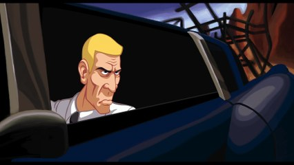 First Look Trailer PS4 de Full Throttle Remastered