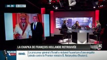 QG Bourdin 2017 : Magnien président ! : La chapka de François Hollande a été retrouvée - 29/12