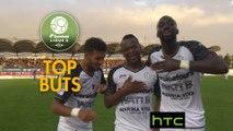 Top 3 buts Tours FC   mi-saison 2016-17   Domino's Ligue 2