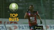 Top 3 buts Clermont Foot | mi-saison 2016-17 | Domino's Ligue 2