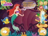 Disney Princess Tangled Rapunzel and Little Mermaid Ariel Zombie Curse Video Gam