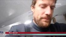 Vendée Globe 2016 : Paul Meilhat, victime d'une avarie