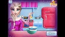 frozen games for girls -Elsa Cooking Pizza - games for girls