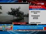 BP: Bagyong Nina, nag-iwan ng matinding pinsala sa Catanduanes