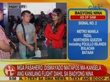 UB: Mga pasahero, dismayado matapos ma-kansela ang kanilang flight dahil sa Bagyong Nina