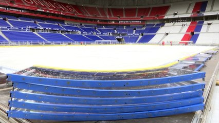 Winter Game 2016. Le Parc OL se prépare...