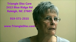 Herniated Disc Degenerative Disc Disease Review Triangle Disc Care