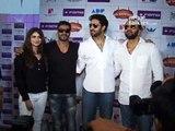 Ajay Devgn, Abhishek Bachchan, Prachi Desai And Rohit Shetty Promote 'Bol Bachchan'