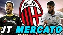 Journal du Mercato : l'OM prend feu, le Milan AC pose 350 M€ sur la table