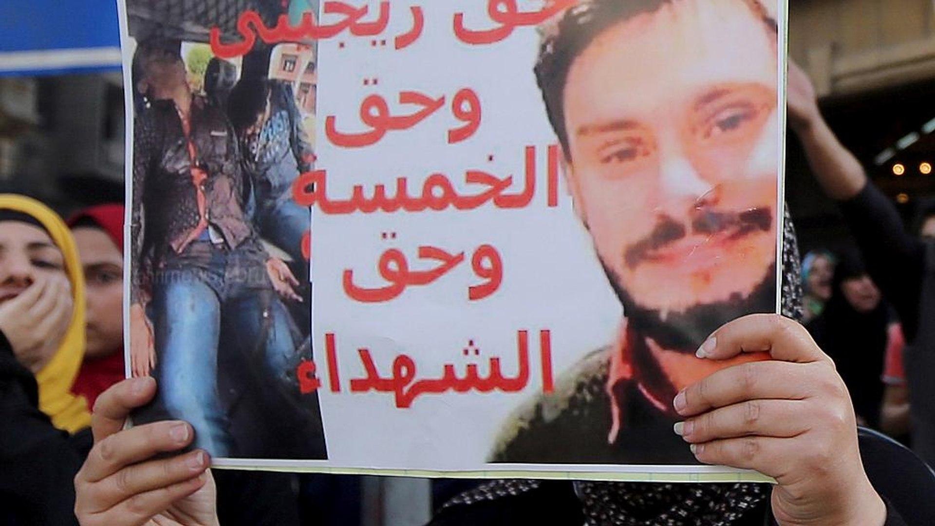 Зверски убитого в Египте итальянского студента сдал полиции