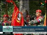 Venezuela: realizan anuncios sobre la Misión Abastecimiento Soberano
