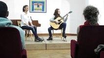 Tijana Doroški i Tamara Lakić - Whats Up (4 Non Blondes cover), Muzej, Bačka Palanka, 27 12 2016
