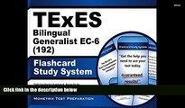 Read Online TExES Bilingual Generalist EC-6 (192) Flashcard Study System: TExES Test Practice