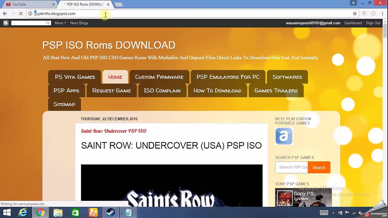 Free Sony Psp Iso Downloads