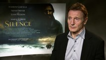 Silence: Liam Neeson loves Topman