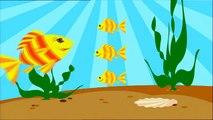 Three Little Fishies - Nursery Rhyme