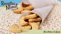 Biscoitinhos de Queijo - Receitas de Minuto EXPRESS #20-gdgCZ6WdvTs