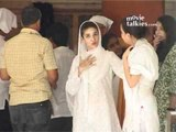 Who's Who Of Bollywood Attends Raj Kumar Hirani's Father's Prayer Meet