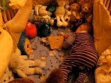 Je fais dodo et m'endors tout seul dans mon lit!!