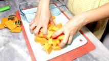 Como fazer doce de abóbora no microondas (Light!) - Receitas de Minuto EXPRESS #02-Xd5l1X1dEu4