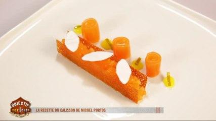 La recette du calisson de Michel Portos