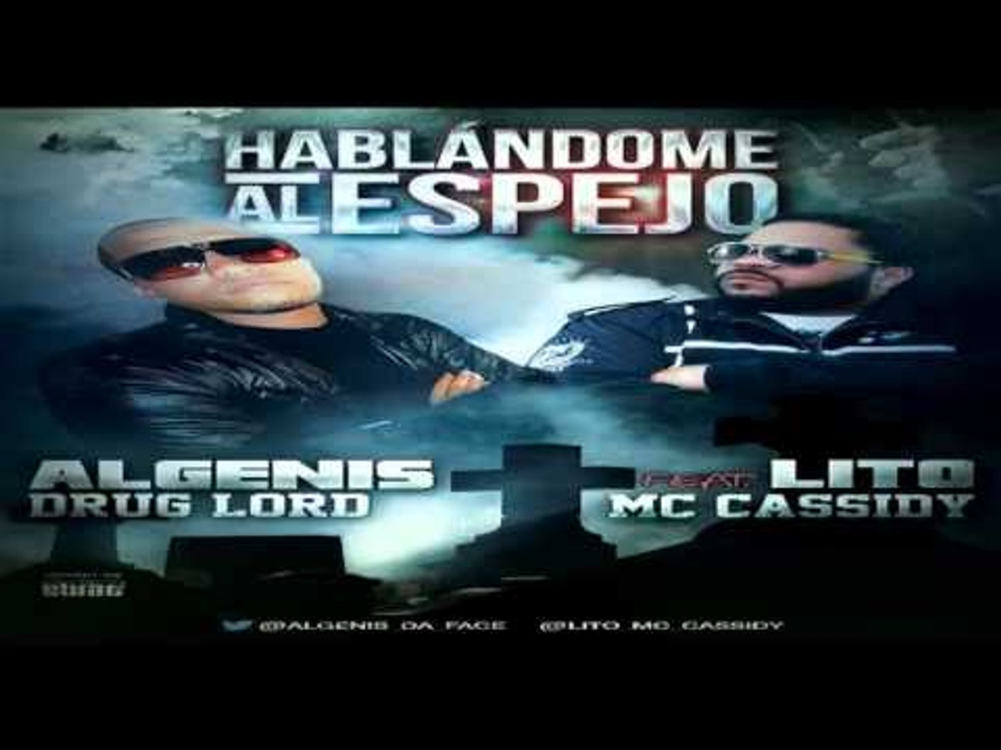 LITO MC CASSIDY FT ALGENIS DRUG LORD MIRANDOME AL ESPEJO PROD BY LADCANI NEW 2012