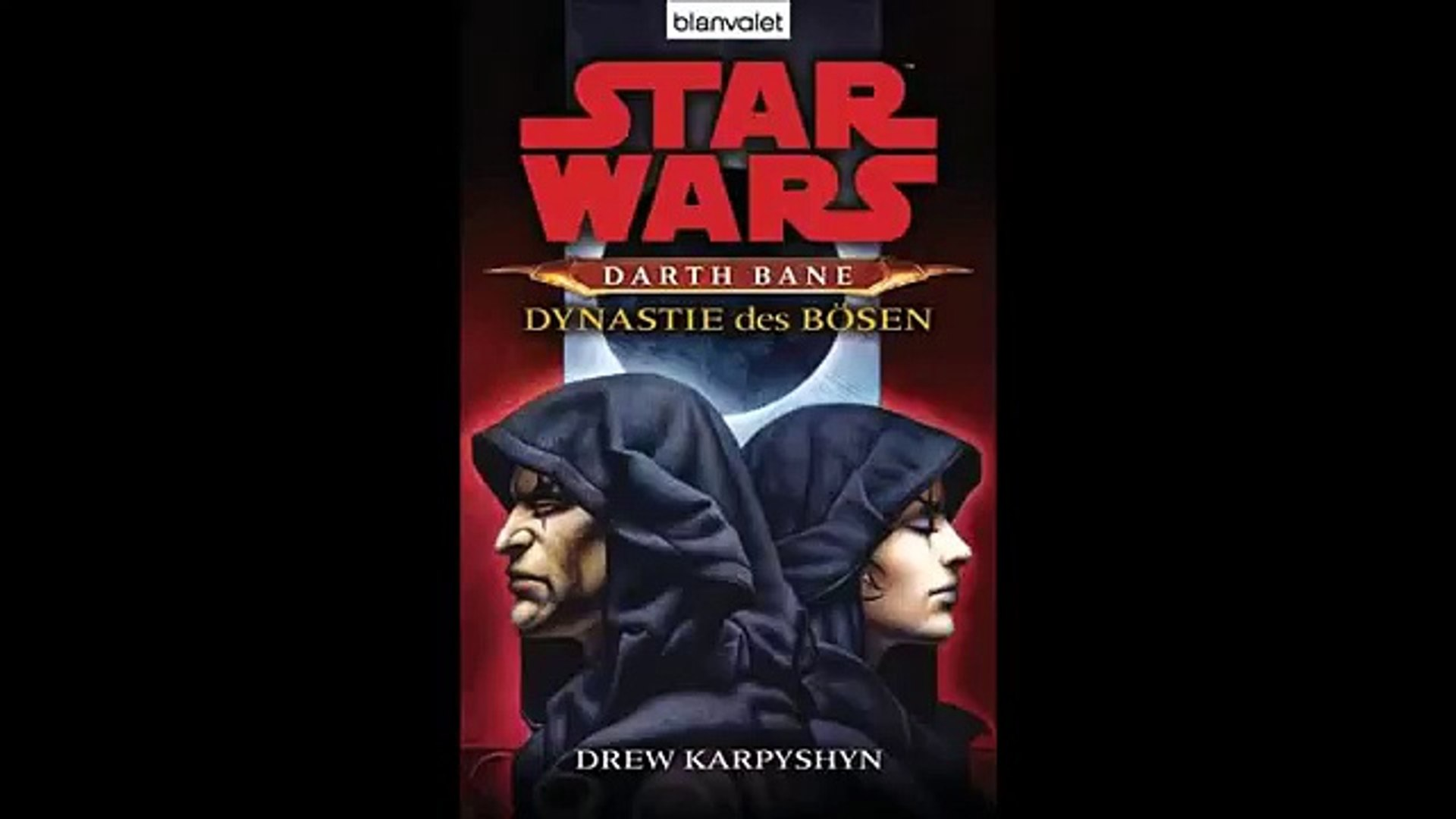 Hörbuch Star Wars Darth Bane Dynastie Des Bösen Prolog