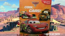 Disney Cars 2 Cool Cars Read Aloud Storybook and Figurines Toy Review