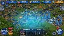 INDOMINUS REX MAX LEVEL 40 (HYBRID) - Jurassic World The Game