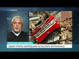 Nuclear engineering expert Micheal Bluck talks to TRT World about tsunami anniversary