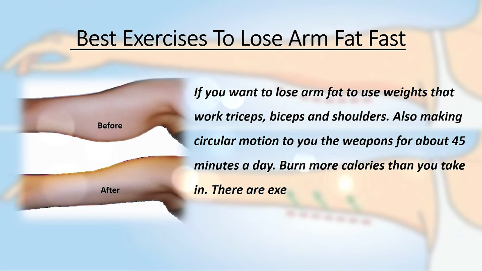 How To Lose Arm Fat Fast Best Exercises To Lose Arm Fat Fast