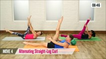 How To Lose Belly Fat in 1 Week   10 Minutes Belly Fat Burning Workout (Ab Workout For Women)