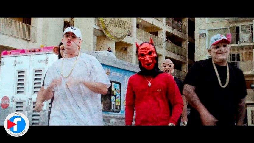 El Psycho - Tu No Vive Asi [Video oficial] (Dominican Remix) BY Arcangel x Bad Bunny