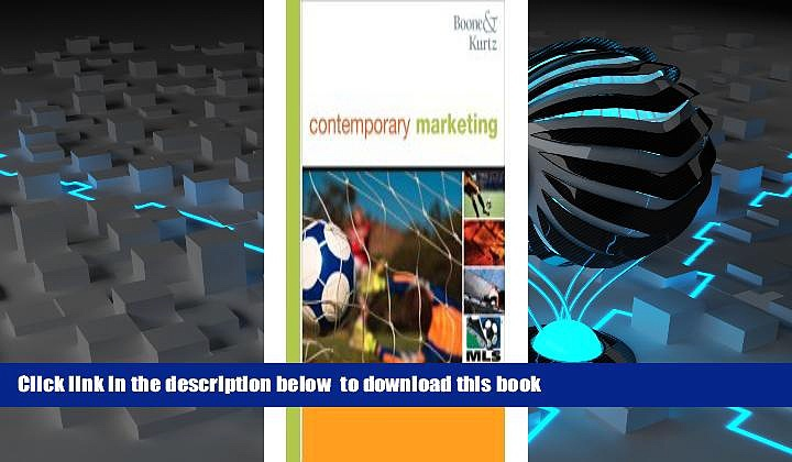BEST PDF  Contemporary Marketing TRIAL EBOOK