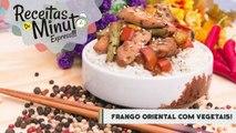 Frango Oriental com Vegetais - Receitas de Minuto EXPRESS #146-BkGUYy-soLY