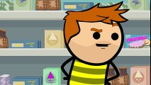 Dead - Cyanide & Happiness Shorts