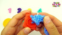 Learn To Count 1 to 10   Play Doh Numbers   Counting Numbers   Learn Numbers for Kids Toddlers Child