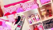 DIY Room Tour!   Valentine Edition!   DIY Decor Ideas For V-Day   Easy Dollar Store DIYS!
