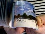 Flip Book : Paris, France 11h42 - Jardins des Tuileries