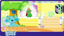 Blues Clues - Bubble Puzzle - Blues Clues Games