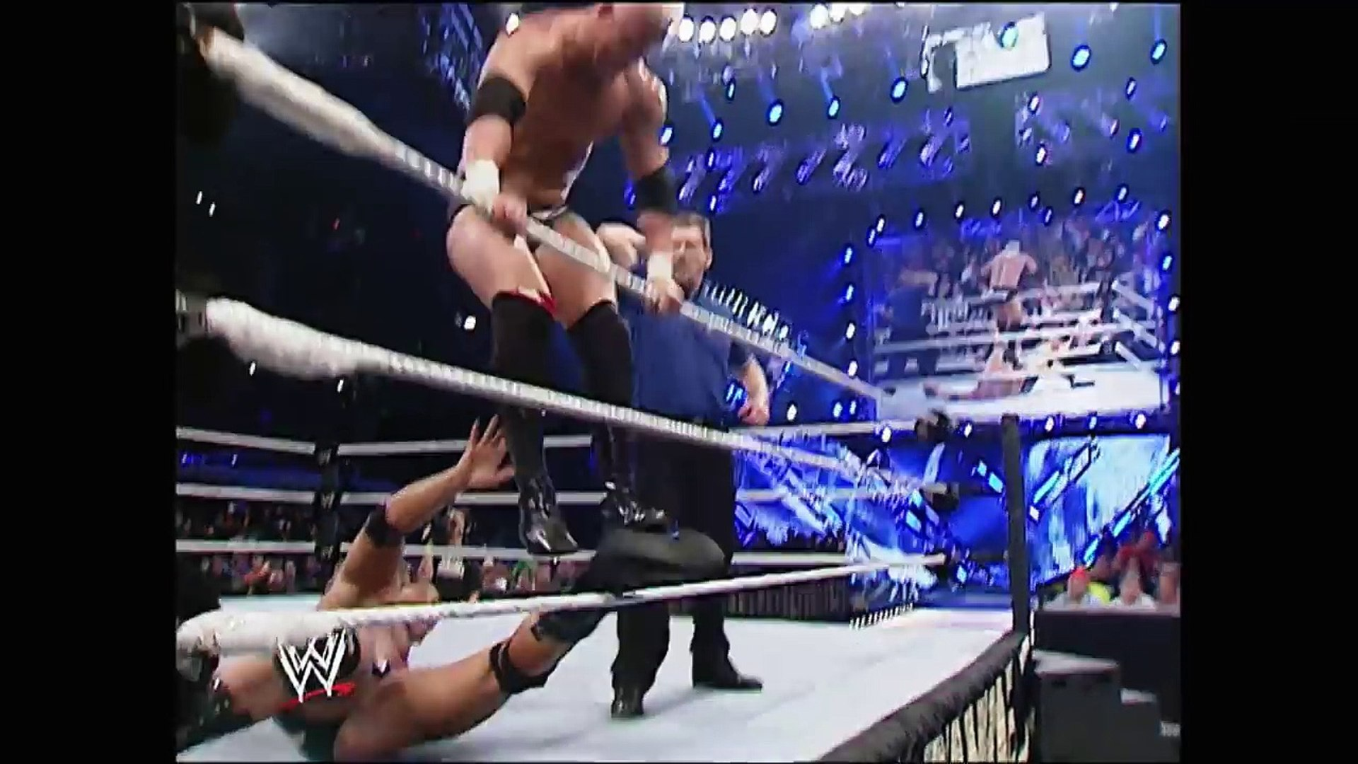 FULL MATCH — Batista vs. Mr. Kennedy - WWE World Heavyweight Title Match- Royal  Rumble 2007 - video Dailymotion