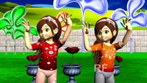 Ringa Ringa Roses | Nursery Rhymes |3D Animation English Nursery Rhymes For Kids