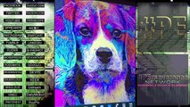Colorful Binds pixel art creation by Peter Elvidge finished on 12/20/2016 https://youtu.be/WkhLcAfgmng