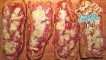 Exotisches Zwiebel-Speck-Baguette - Baguettes Baguettes Baguettes 04