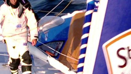 30 déc. 5ème passage du Cap Horn pour Jean-Pierre Dick