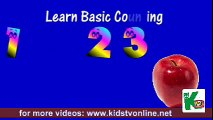 Learn Basic Counting 21-30 | Nursery Rhymes | Counting Song 123