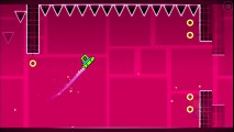 Geometry Dash   Stereo Madness 100% Complete All Coins