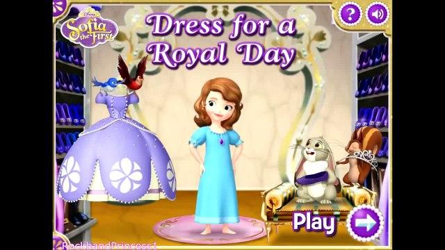Disney Princess Sofia The First Dress Up Games Disney Princess Sofia Dress Up Games