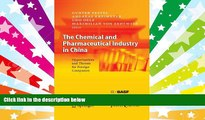 Audiobook  The Chemical and Pharmaceutical Industry in China: Opportunities and Threats for